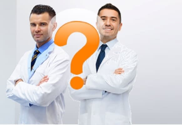 two questionable medical specialists