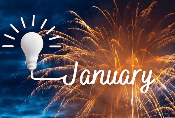 January 2021 Marketing Ideas