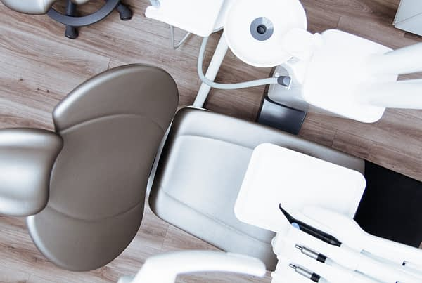 dental office chair related to dental management